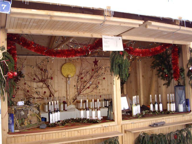 Weihnachtsmarkt Prien 2010